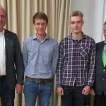 69 Gärtnerinnen und Gärtner in Münster-Wolbeck freigesprochen