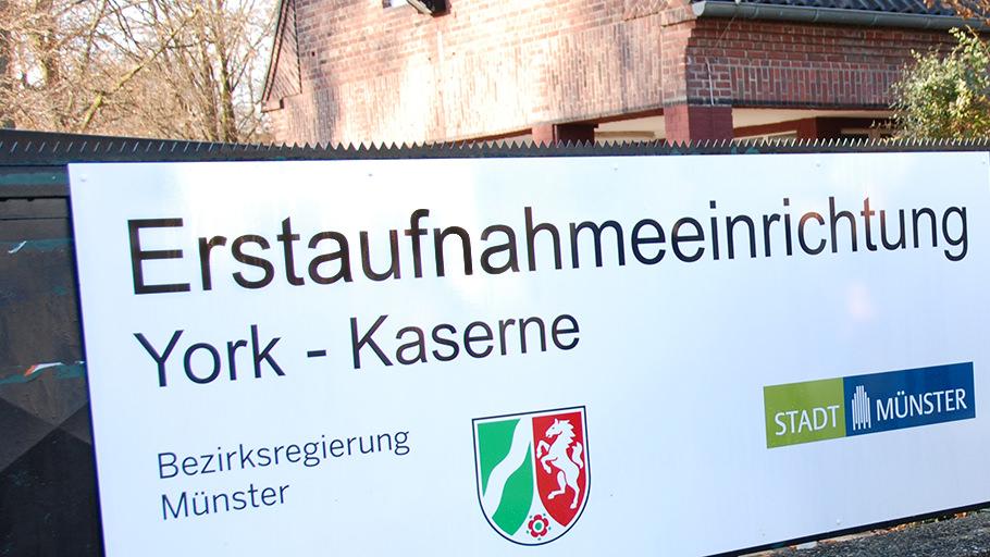 Geplante Zentrale Unterbringungseinrichtung (ZUE) Münster kein Ersatz für ZUE Schöppingen