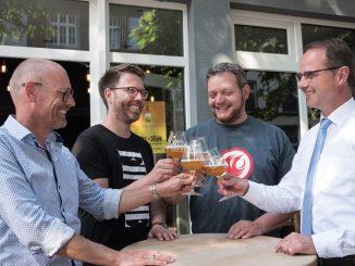 Europa Bier aus Enschede und Münster