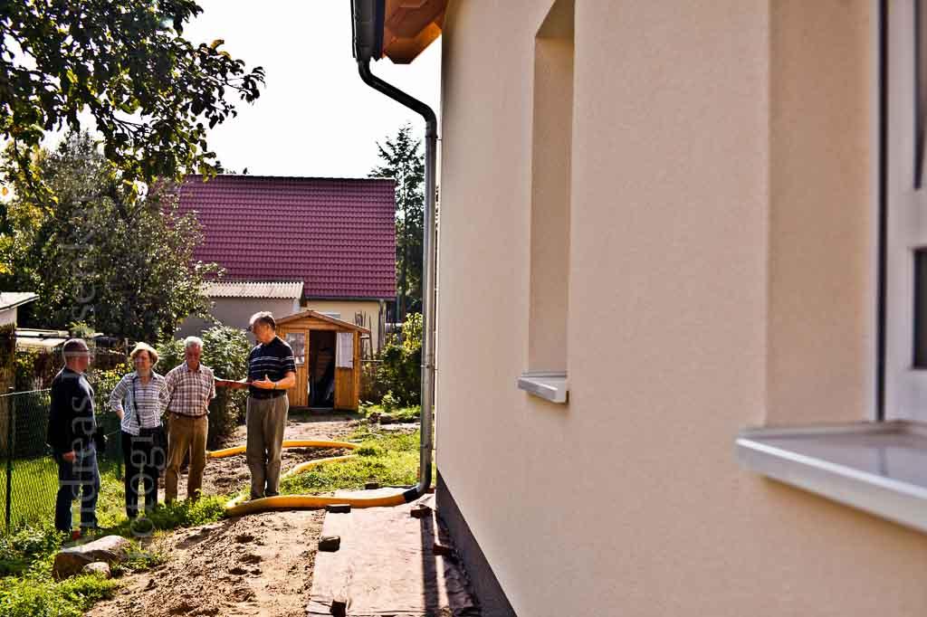 Baumängel beim Hausbau: Leistungsverweigerungsrecht hilft Bauherren