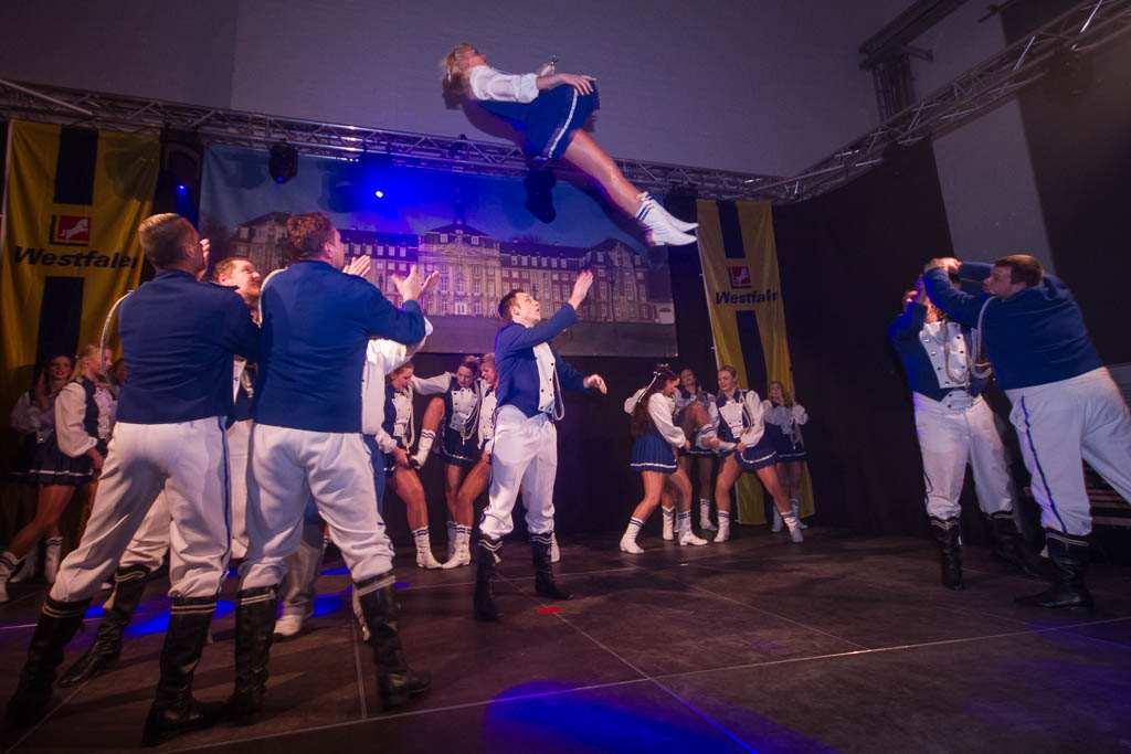 Kostümfest 2016 der Lustigen Westfalen: Fotos