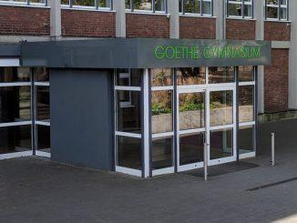Schulsanierung: Hier das Goethe-Gymnasium in Ibbenbüren.