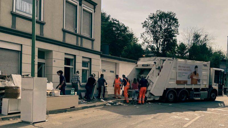 Unwettereinsatz AWM Hagen