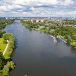 Freizeitkarte begleitet Fußgänger, Radler und Reiter durchs Münsterland