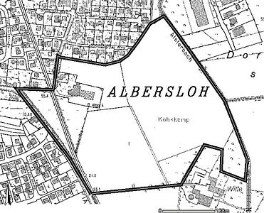 Bitte auch familienfreundlich: B.f.A. zur Ansiedlung am Kohkamp Albersloher Wohnbaugebiet soll bei Vergabe einige soziale Kriterien berücksichtigen