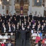 Finnischer Jugendkammerchor begeistert in Alverskirchen
