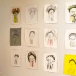 Aquarell-Portraits aus Südindien im Kunsthaus Kannen