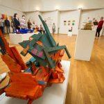 Form und Farbe im Kunsthaus Kannen