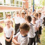 Zirkus-Projekt an der Davert-Grundschule 8