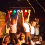 Zirkus-Projekt an der Davert-Grundschule