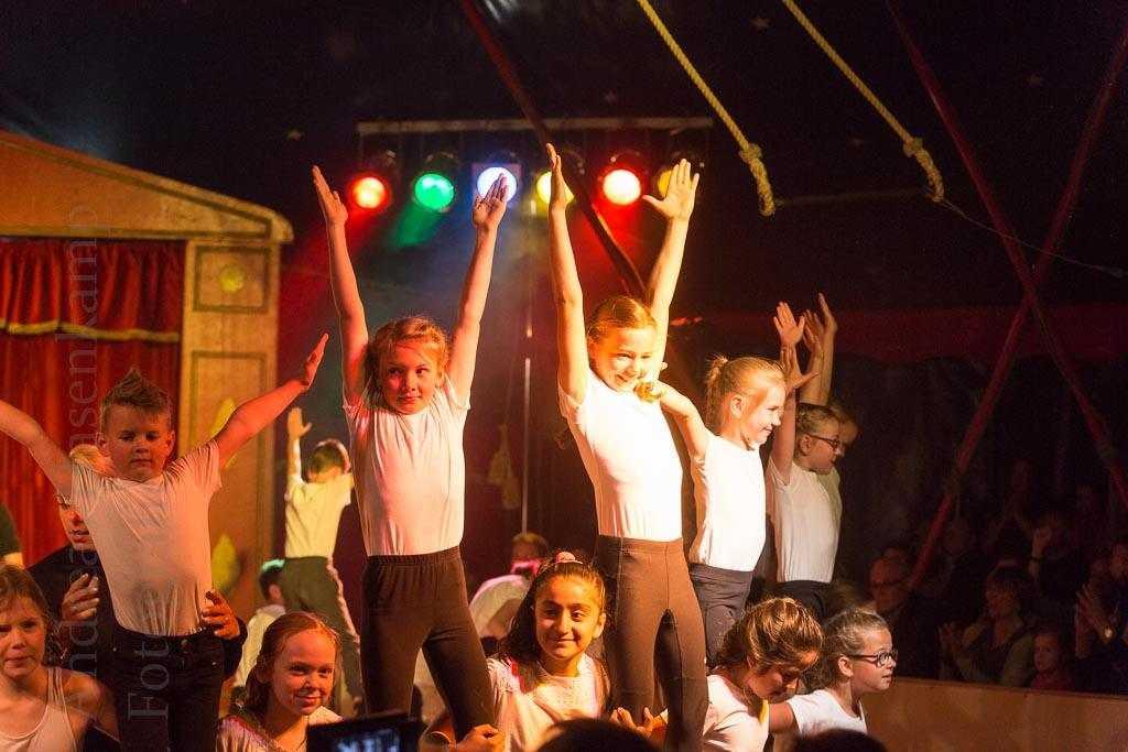 Zirkus-Projekt an der Davert-Grundschule Leitthema Atlantis beflügelt Schulgemeinschaft für fünf Aufführungen in Amelsbüren