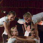 Zirkus-Projekt an der Davert-Grundschule 4