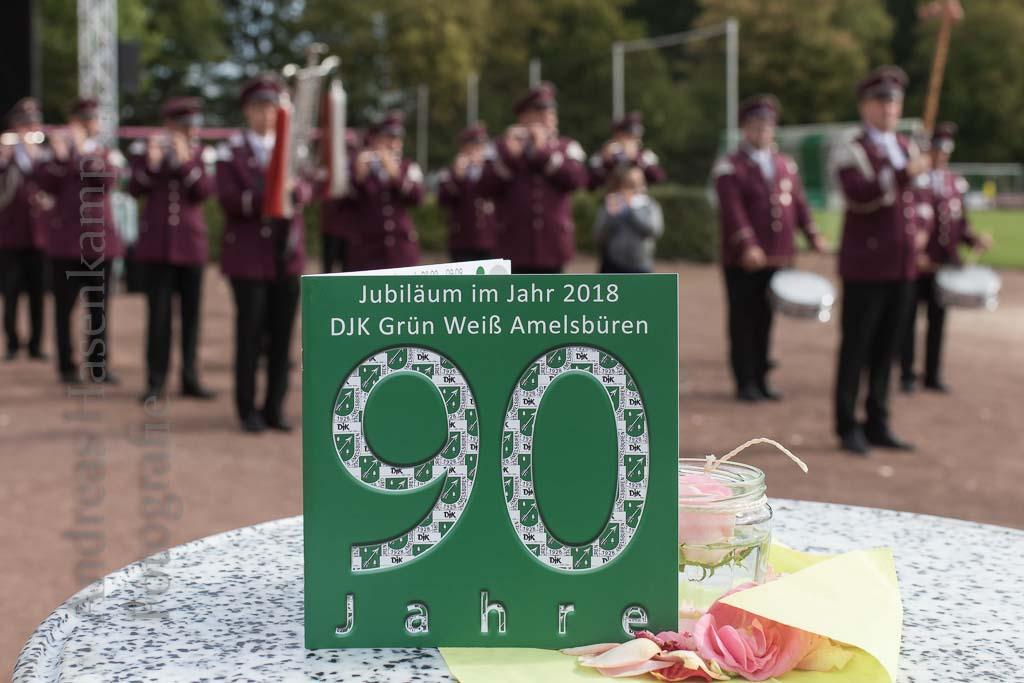 DJK Grün-Weiß Amelsbüren: Jubiläumsfest zum Mitmachen 13