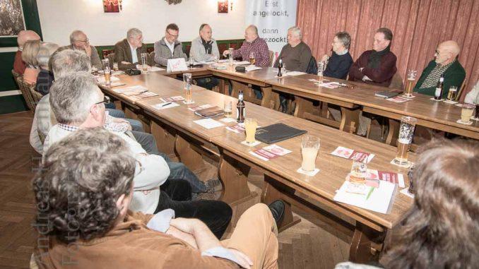 Direktversicherungsgeschädigte: Stammtisch Münster gegründet
