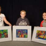 Eichendorff-Schule wählte die drei schönsten Rizzi-Inspirationen