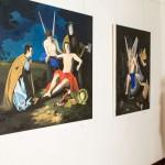 Hobby-Künstler mit Hintergrund stellt im Gallitzin-Haus aus