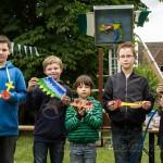 Neue Attraktionen beim Kinderschützenfest der Hubertus-Schützen