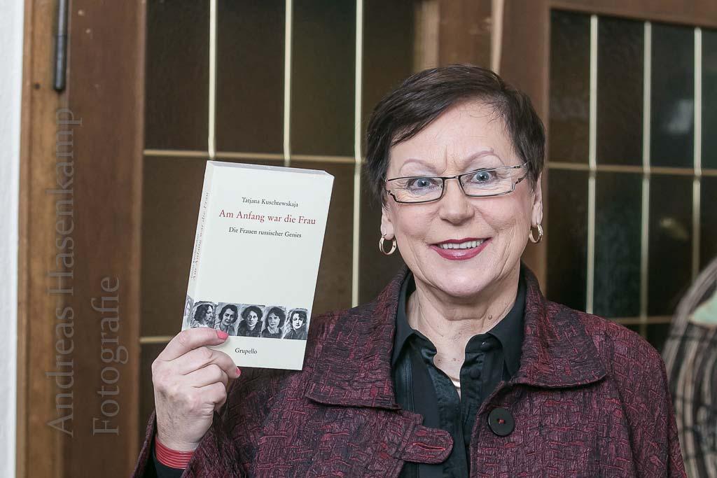 """Am Anfang war die Frau"" - Tatjana Kuschtewskaja erzählt von bemerkenswerten Frauen 3"