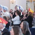 Provinzler Angelmodde bestücken ihre Gala mit innovativen Nummern 40