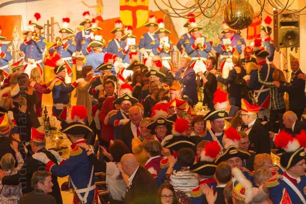 Gala 2016 der KG Die Provinzler in der Friedenskapelle 4