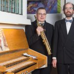 Saxophon und Orgel: Experiment Barock