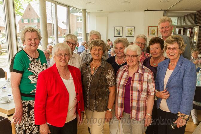 Seniorengemeinschaft St. Bernhard feiert 45. Jubiläum 2