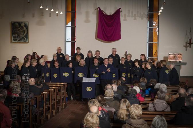 In der Kirche auf dem Land 1