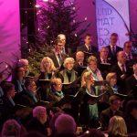 """Hoffnung als Leitthema des Weihnachtssingens mit dem Chor """"conTAKT"""""""