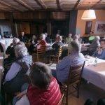 Ortsunionen aus Süd-Ost praktizieren Gespräch mit Bürgern