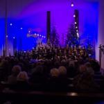Weihnachtssingen 2016 des Chores conTAKT in Drensteinfurt und Angelmodde