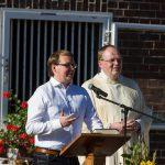 Erntedank-Gottesdienst am Hof Vornholt gut besucht 1