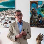 """Dreimal """"Typ...isch"""": Vernissage zeigt Skurriles und Landschafts-Eindrücke"""