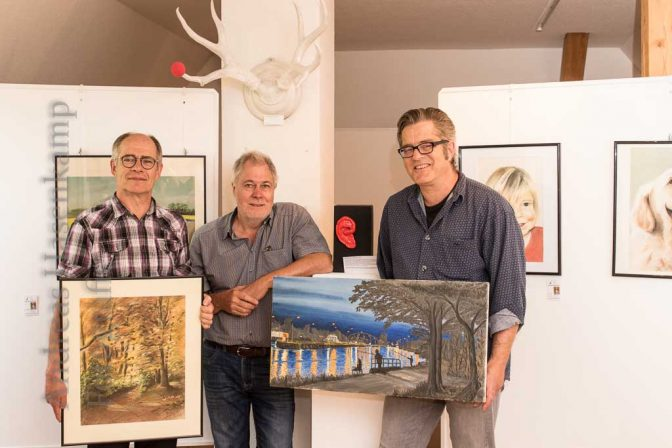 """Dreimal """"Typ...isch"""": Vernissage zeigt Skurriles und Landschafts-Eindrücke 2"""