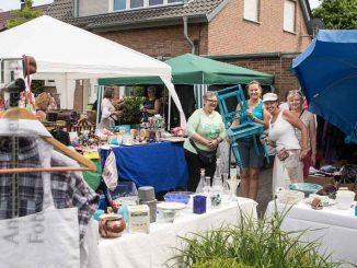 Hasilaus-Jubiläum: Flohmarkt wächst und gedeiht in der Nachbarschaft 2
