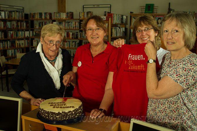 Angelmodder Frauen wünschen sich Neuzugänge für ihre kfd St. Agatha 2