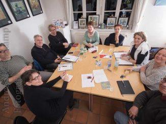 Angelmodder Kunstmeile: Kunstausstellung an vielen Orten mit vielen Künstlern für 2018 geplant