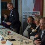 MünsterWerkstatt in Angelmodde: unklarer Faden 2