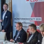 MünsterWerkstatt in Angelmodde: unklarer Faden 3