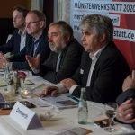 MünsterWerkstatt in Angelmodde: unklarer Faden 4