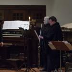 Konzert in St. Bernhard: Uraufführungen erstmals mit Gesang