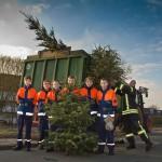 Doch noch eine Tannenbaum-Aktion in Wolbeck