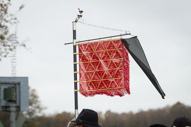 Gedenken schafft Erlösung: Volkstrauertag 2015 in Münster-Südost 2