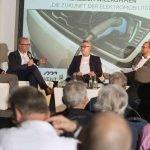 Elektromobilität? Historie schärft den Blick bei Podiumsdiskussion 39