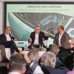 Elektromobilität? Historie schärft den Blick bei Podiumsdiskussion 43