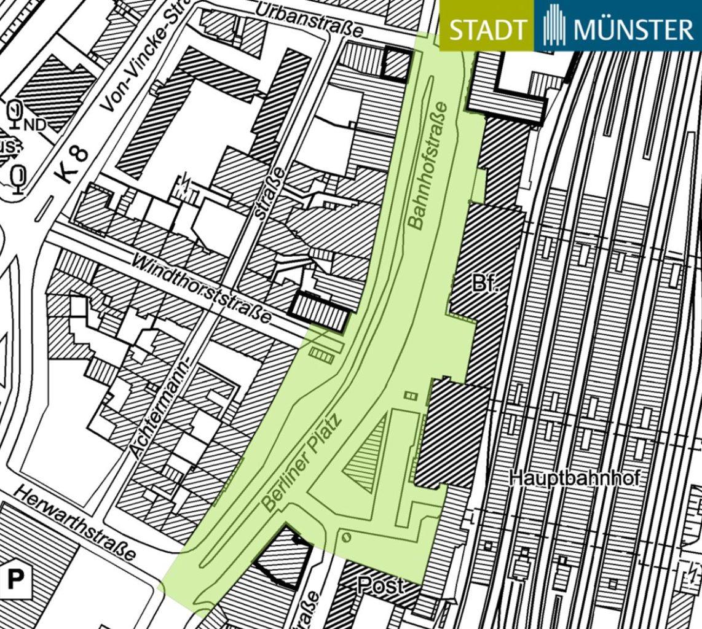 Aufhebung der Maskenpflicht in der Innenstadt Münster ab 3. Juni