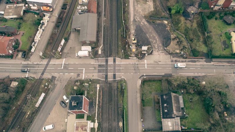 Bahnübergänge Heroldstraße