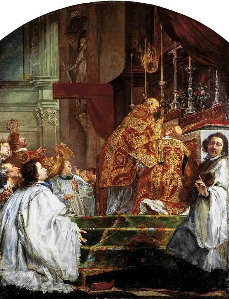 Flammender Feuerball gehört auch zur Legende vom heiligen Martin 2