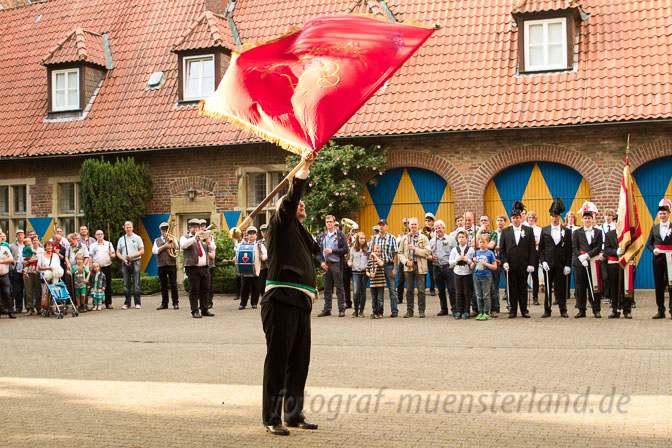 Jüngste und Weise feiern Vogelschießen 2015 der St. Achatius-Nikolai Bruderschaft 4