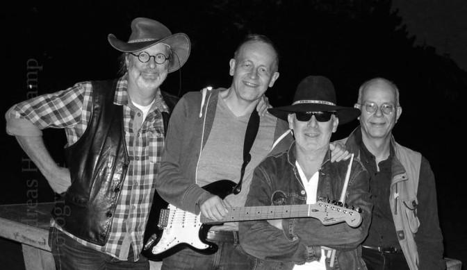 Die Band Bukowski spielt wieder im Bahnhof Wolbeck.