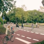 Radverkehr: Neue Ampelanlage an Dyckburgstraße / Dingstiege
